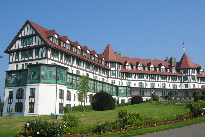 Algonquin Hotel - St Andrews, New Brunswick