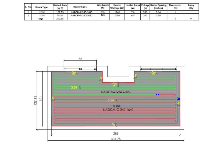Layout-to-use