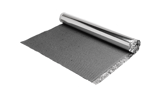 Insulated Underlay for Foil Heater